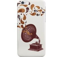 Vintage Gramophone iPhone Case/Skin