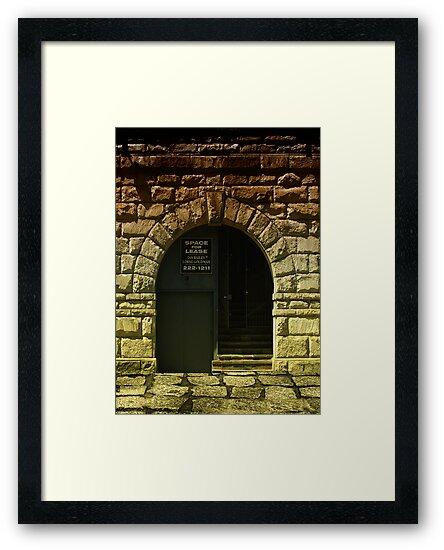 Old door by harietteh