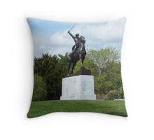 A Tribute to General Stark Throw Pillow
