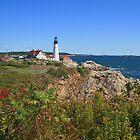 Portland Head Lighthouse by Jack Ryan