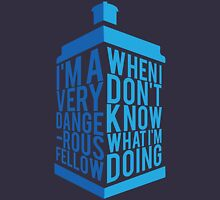 Dr Who - Baker Quote Unisex T-Shirt