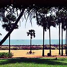 view from the resort.. by Anirban Sarkar