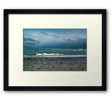 """""""Blow the wind southerly...."""" Framed Print"""