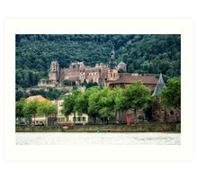 Historic Heidelberg Art Print