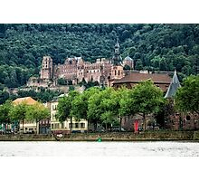 Historic Heidelberg Photographic Print