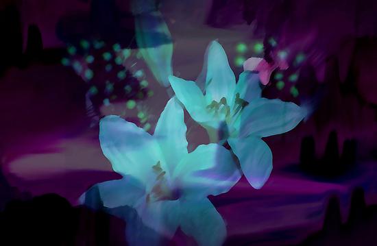 A FLOWERS DREAM by Sherri     Nicholas