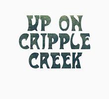 The Band - Up On Cripple vintage blue Unisex T-Shirt