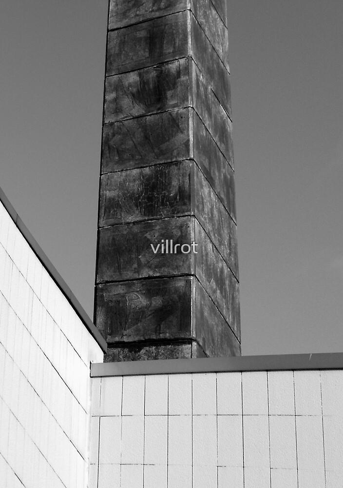 Urban Geometry V by villrot