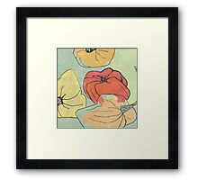 Chillies 2 Framed Print