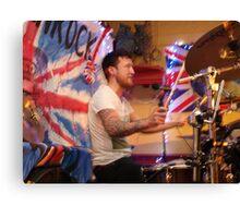 Jubilee Drumming Canvas Print