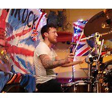 Jubilee Drumming Photographic Print