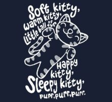 Soft Kitty by crazyvicsta