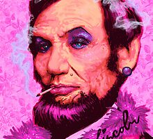 Babe Lincoln by ckramer