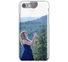 THE WORLD IS YOURS iPhone Case/Skin