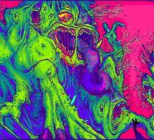 PIGBEAST by ckramer