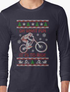 Mountain Bike Limited Christmas-Ugly christmas sweat T-Shirt