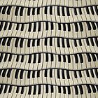Rock And Roll Piano Keys by Phil Perkins