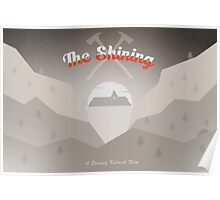 The Shining Postcard Poster