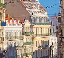 Lisbon. Rua da Misericórdia. by terezadelpilar~ art & architecture
