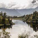 Lake Matherson  by DebbyScott