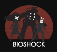 Bioshock - Splicers by QuestionSleepZz