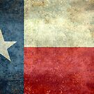 The &quot;Lone Star Flag&quot; of The Lone State Texas by Bruiserstang