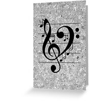 Love Music Greeting Card