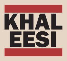 Khaleesi - Run DMC black by Raura