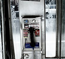 New York Telephone by IER STUDIO
