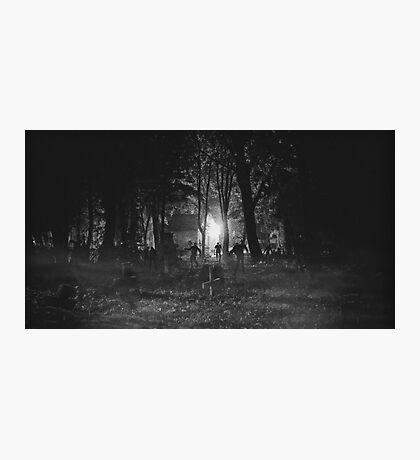 Zombie Night Photographic Print