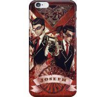 Tew:Joseph2 iPhone Case/Skin