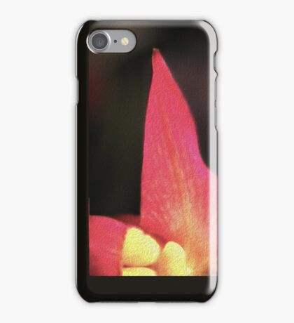 Red Flower iPhone & iPod Cases iPhone Case/Skin