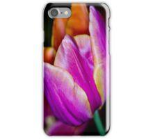 Purple Tulip iPhone & iPod Cases iPhone Case/Skin