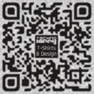 QR Code Technohippy Logo by Technohippy
