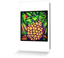 Pineapple Express Greeting Card