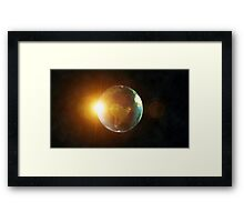 Beauty of Earth Framed Print