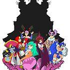 Darkstalkers Lady Killers by PZero