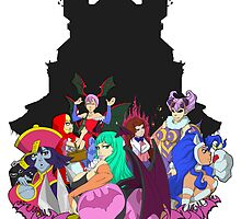 Darkstalkers Lady Killers by PZero