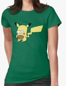 Homerchu Womens Fitted T-Shirt