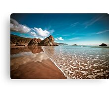 Oregon Flatwave Canvas Print