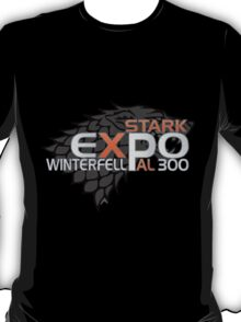 Stark Expo: Winterfell T-Shirt