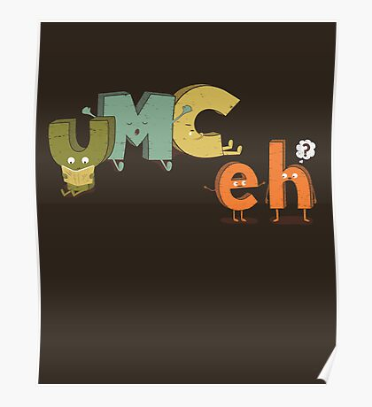 YMC eh? Poster