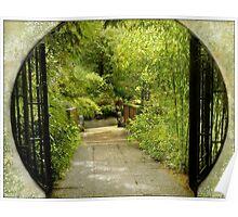 Through The Portal Poster