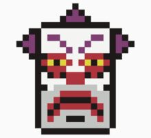 8-bit Clown by KingZombie