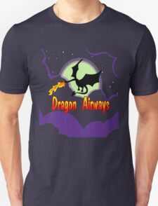 Fly Dragon Airways   T-Shirt