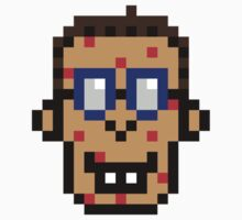 8-bit Nerd by KingZombie