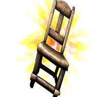 The Amazing Mr. Chair! by Warhead955