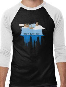 Always a City Men's Baseball ¾ T-Shirt