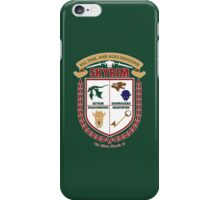 Skyrim Coat-Of-Arms iPhone Case/Skin