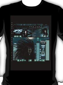 Katz In Black T-Shirt